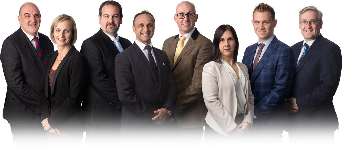 Redwood Financial team